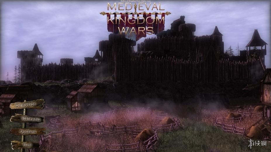 《中世纪王国战争》游戏截图