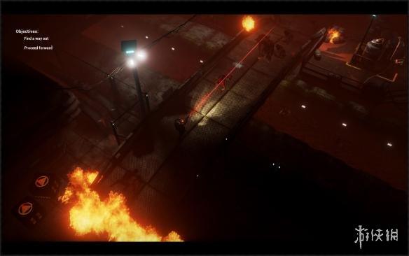 《至日编年史:MIA》游戏截图