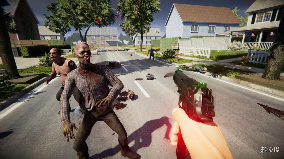 《死亡净化:爆发》游戏截图