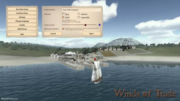 《贸易之风》游戏截图