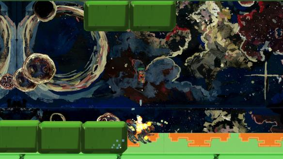 《木材历险记》游戏截图
