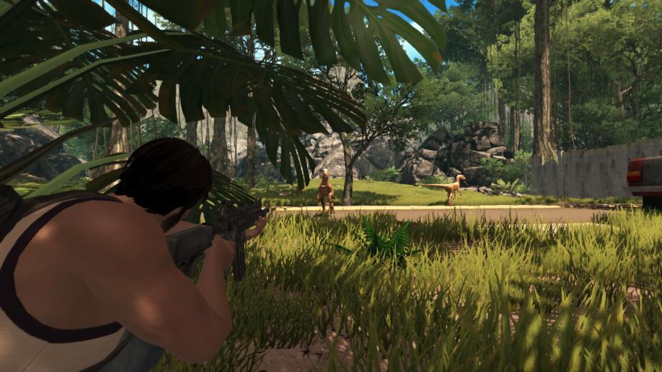 《恐龙生存狩猎》游戏截图