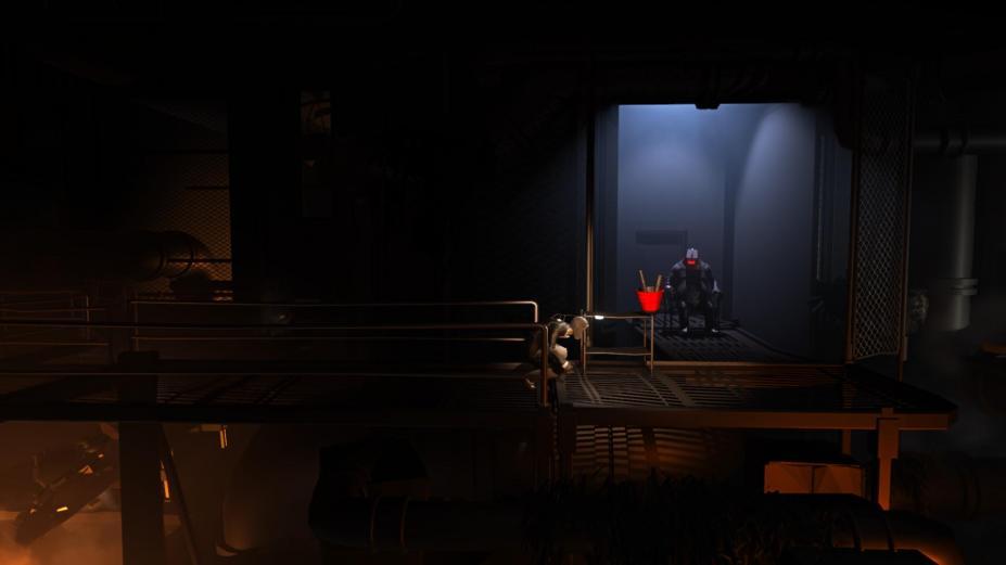 《黑色:坠落》中文游戏截图2