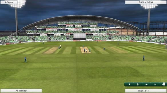 《国际板球2017》游戏截图