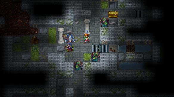《深结》游戏截图
