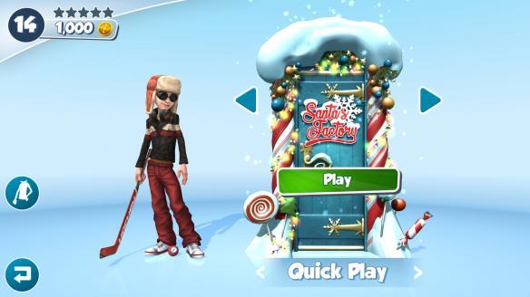 《无限迷你高尔夫》游戏截图