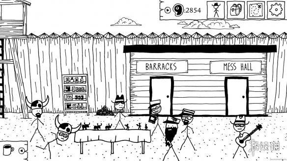 《憎恨之西》游戏截图