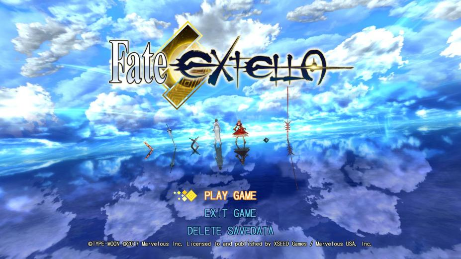 《Fate/EXTELLA》中文截图(1)
