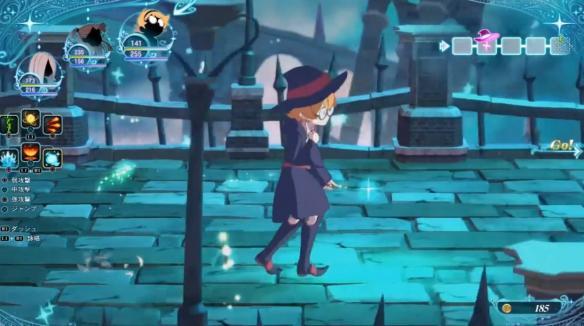 《小魔女学园》游戏截图-2