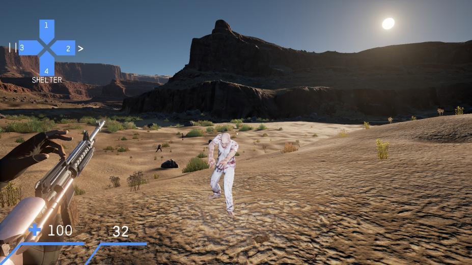 《死刑:开始》游戏截图