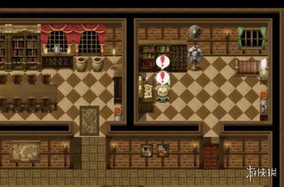 《黑暗女精灵》游戏截图