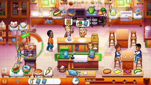 《美味餐厅:艾米丽的生命奇迹》免安装绿色版[白金版]