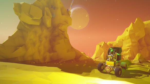 《异星探险家》游戏截图