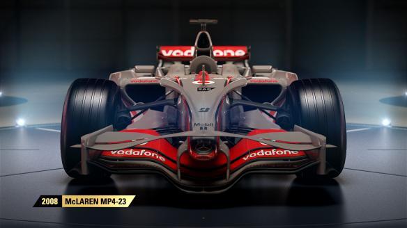 《F1 2017》游戏截图
