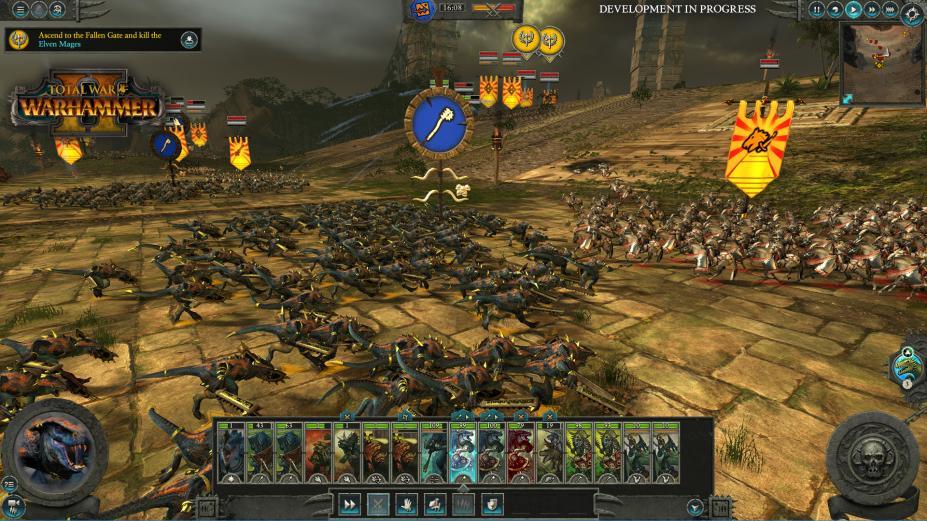 《全面战争:战锤2》游戏截图