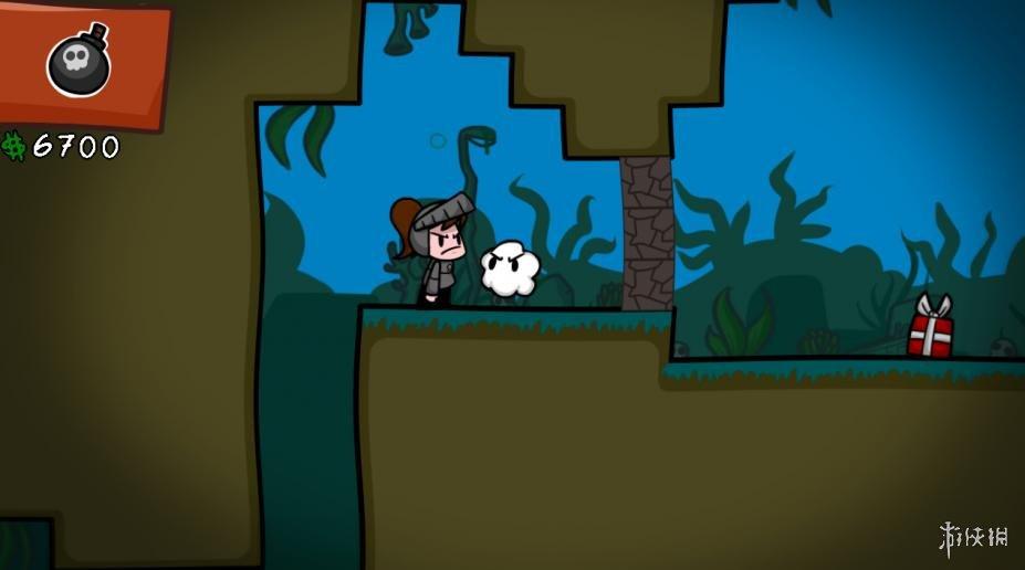《矛与铲》游戏截图
