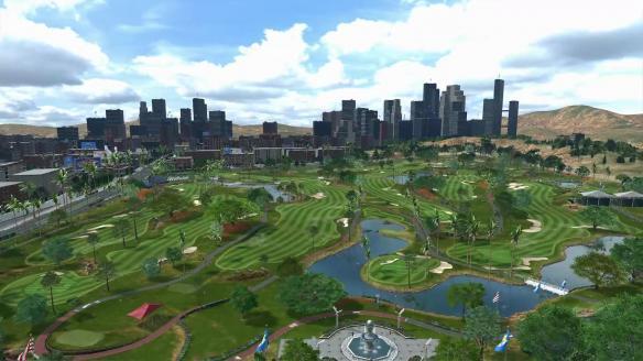 《新大众高尔夫》游戏截图-2