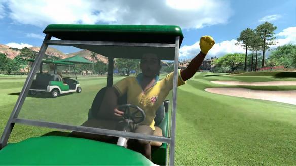 《新大众高尔夫》游戏截图-3-1