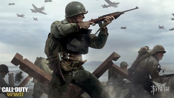 《使命召唤14:二战》游戏截图