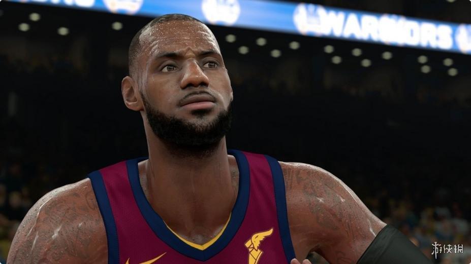 《NBA 2K18 》游戏截图(1)