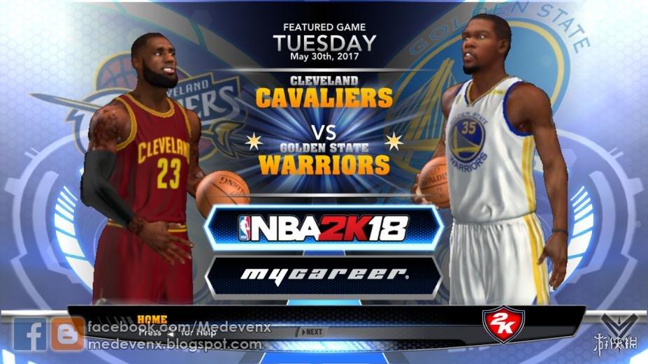 《NBA 2K18 》游戏截图