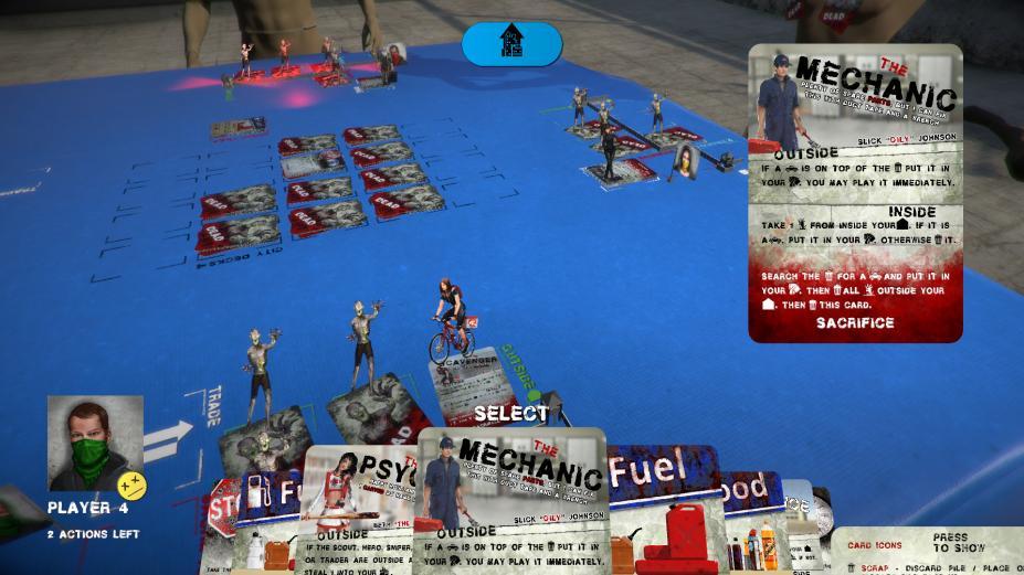 《亡灵出口》游戏截图