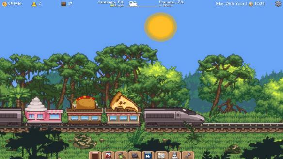 《小小铁路》游戏截图