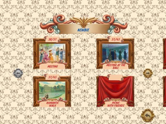 《纸牌游戏:维多利亚野餐2》游戏截图-1