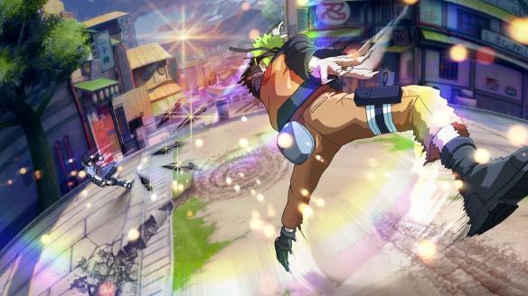 《火影忍者博人传:忍者先锋》游戏截图-3