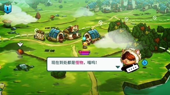 《猫咪斗恶龙》免安装简体中文绿色版[v1.0.138版|官方中文]