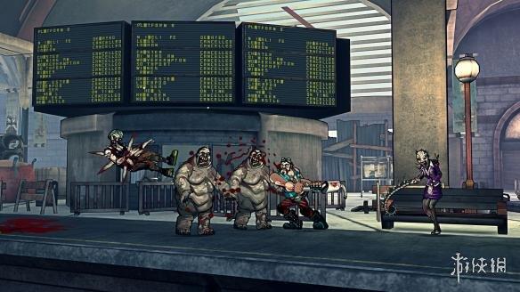 《血腥僵尸》游戏截图-1