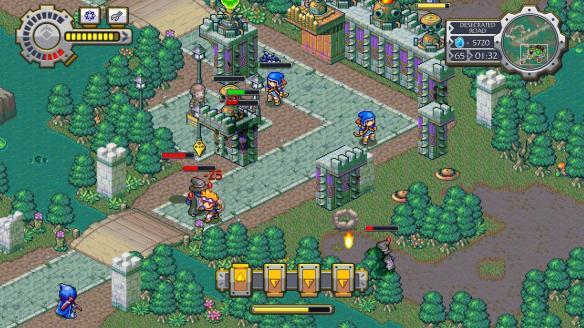 《洛克的冒险》游戏截图