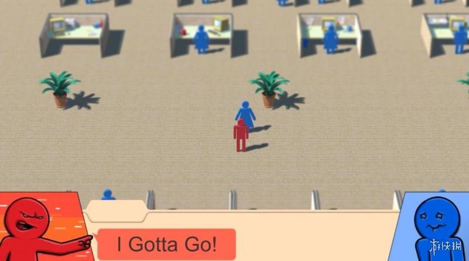 《我得走了》游戏截图(1)