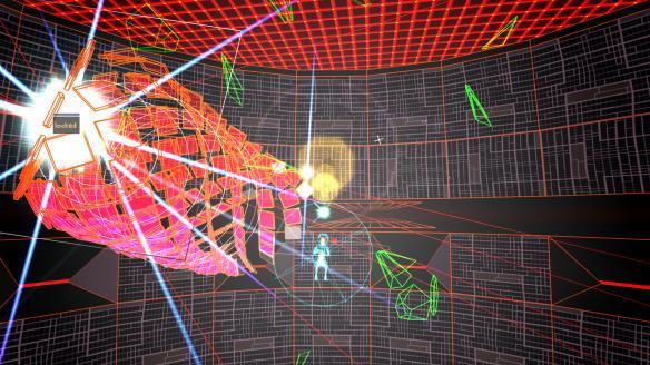 《REZ无限》游戏截图-2