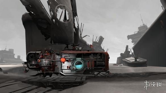 《远方孤单的帆》游戏截图
