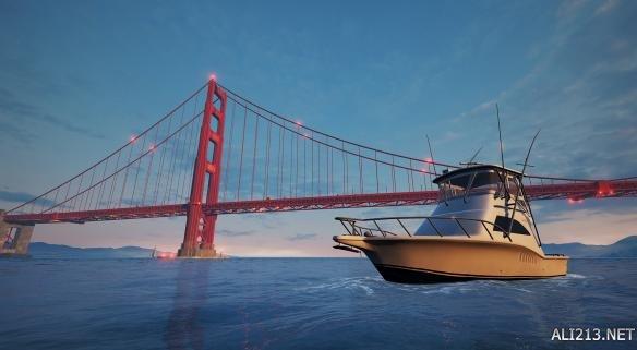 《钓鱼大师VR》场景截图