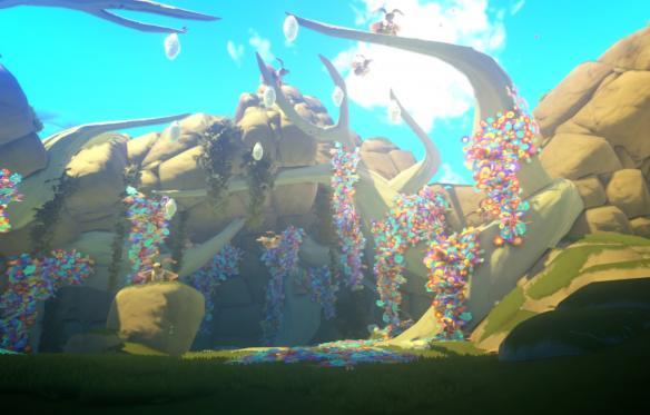 《在远方:追云者编年史》游戏截图-2