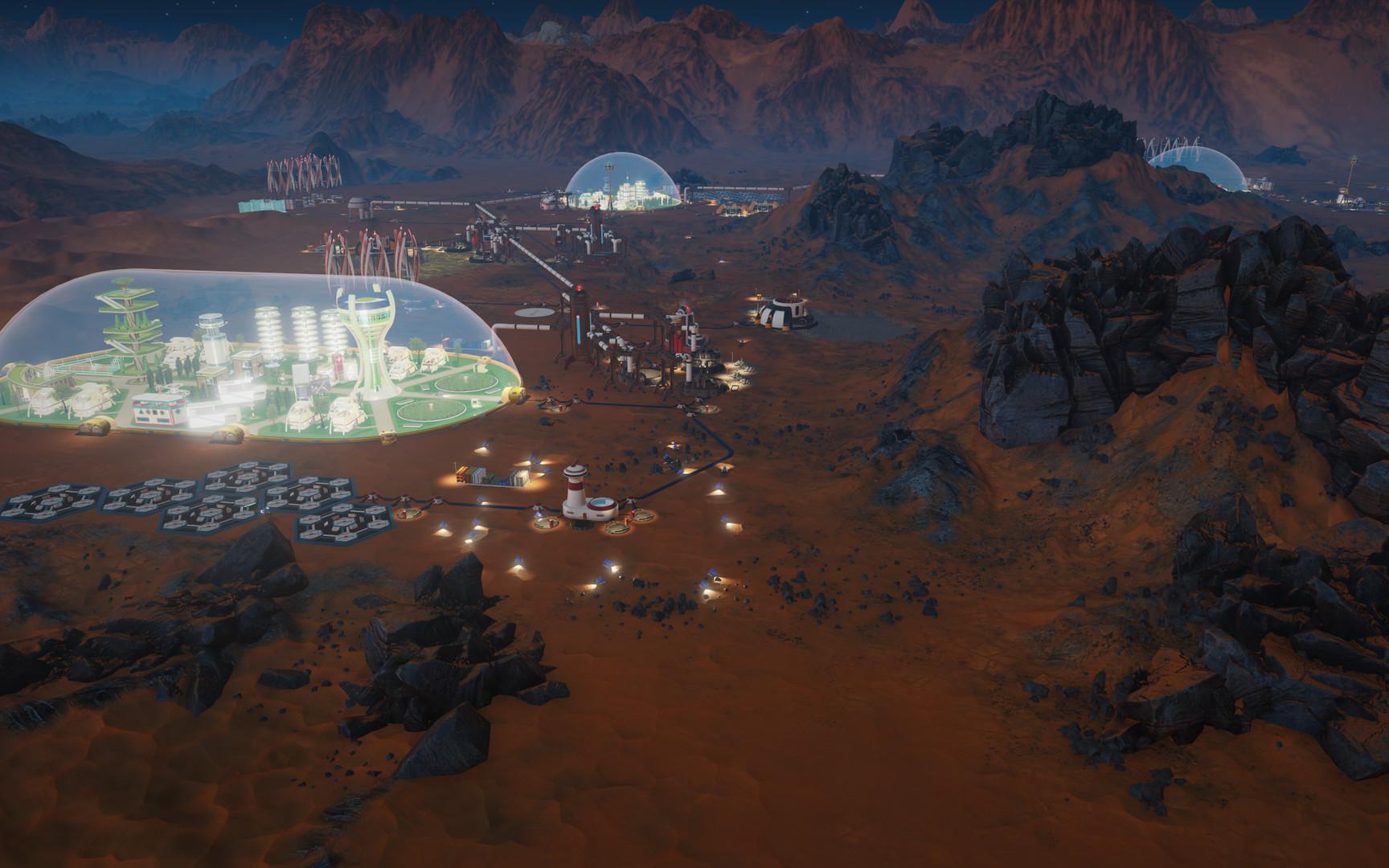 火星求生/Surviving Mars