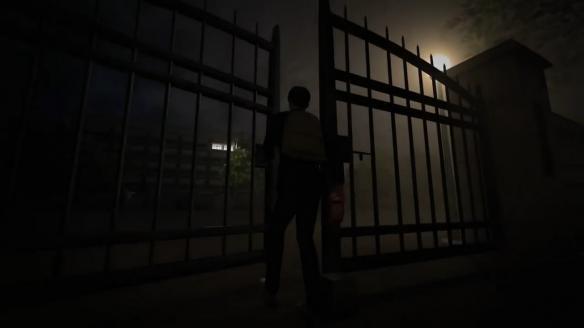 《白色情人节:名为校园的迷宫》游戏截图-3
