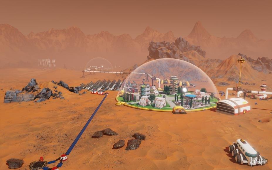 《火星求生》游戏截图