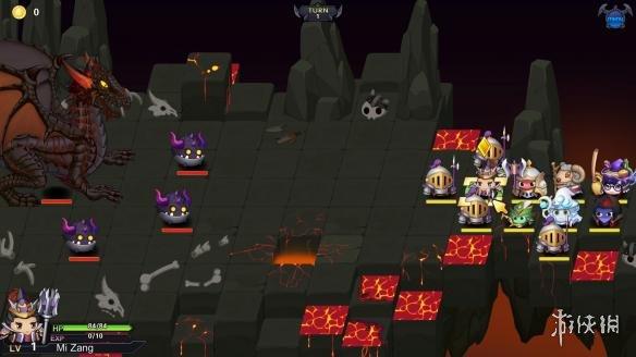 《血之命运》游戏截图