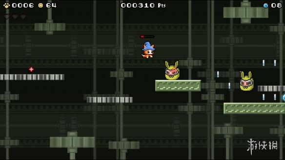 《玛吉猫》游戏截图
