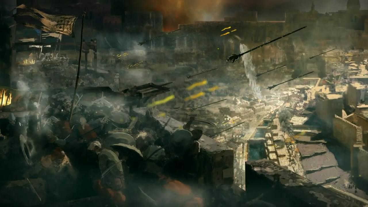 帝国时代4游戏图片欣赏