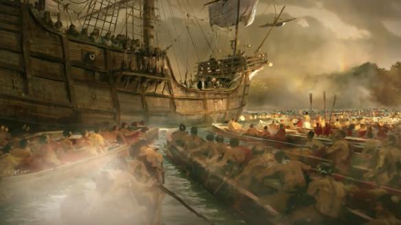 《帝国时代4》游戏截图-2