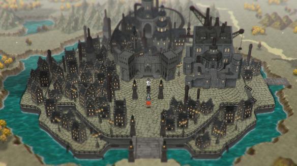 《失落的斯菲尔Lost Sphear》游戏截图-1