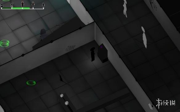 《强制进化实验》游戏截图