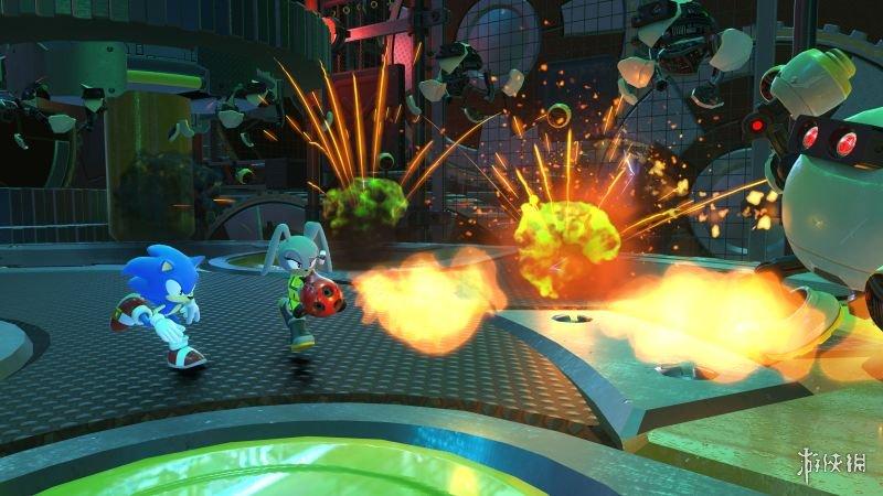 《索尼克:力量》游戏截图(1)