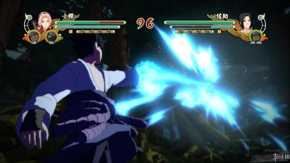 《火影忍者:究极忍者风暴3HD》游戏截图