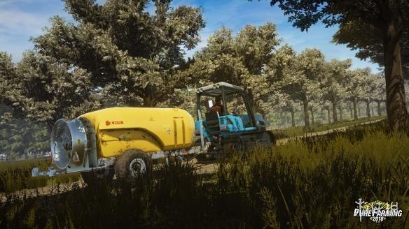 《纯粹农场2018》游戏截图
