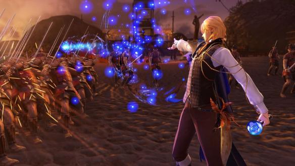 《无双全明星》游戏截图